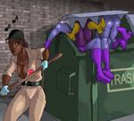Warehouse Job 8 by dangerfan