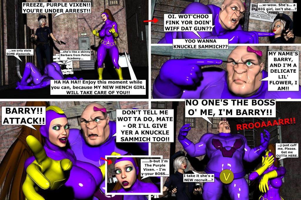 Barry The Lilac by dangerfan