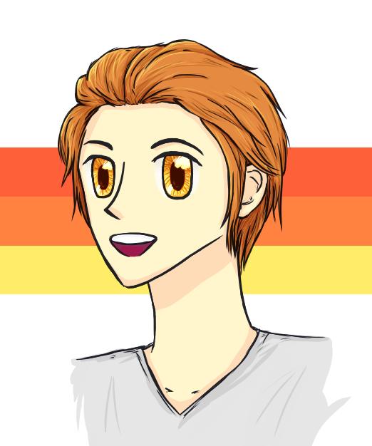 Original | Character Portrait #1 by Libertoasz