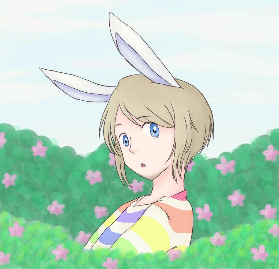 Original | Bunny Ears by Libertoasz