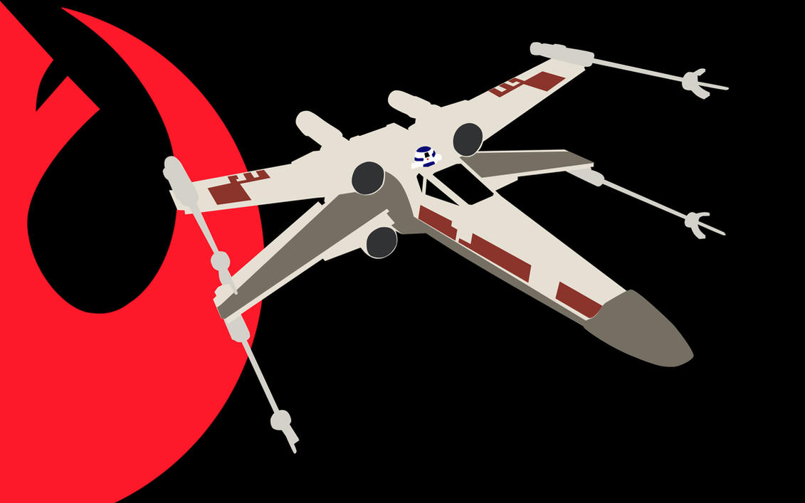 alliance x wing wallpaper by mpcoyote on deviantart