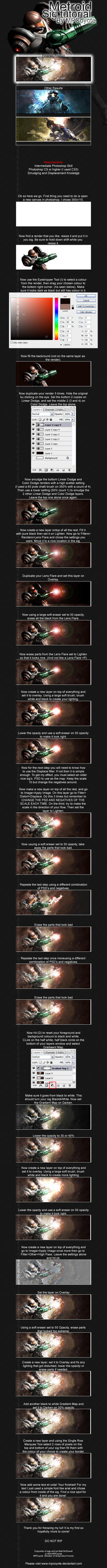 Metroid Signature Tutorial by MPCoyote