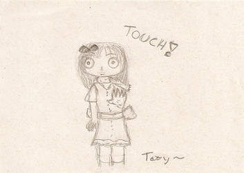 TOUCH by kurofly