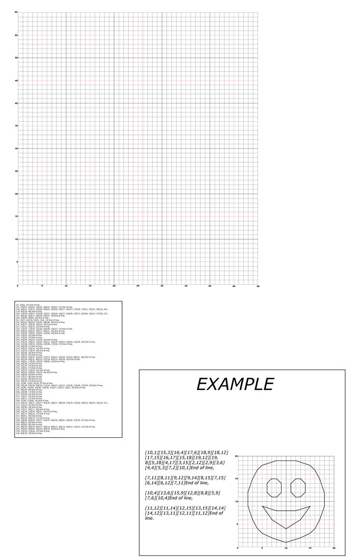 Original Graphing Worksheet Puzzle By Magigrapix On Deviantart