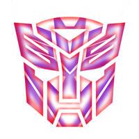 Transformers T-Shirt Logo Design - Autobot by magigrapix