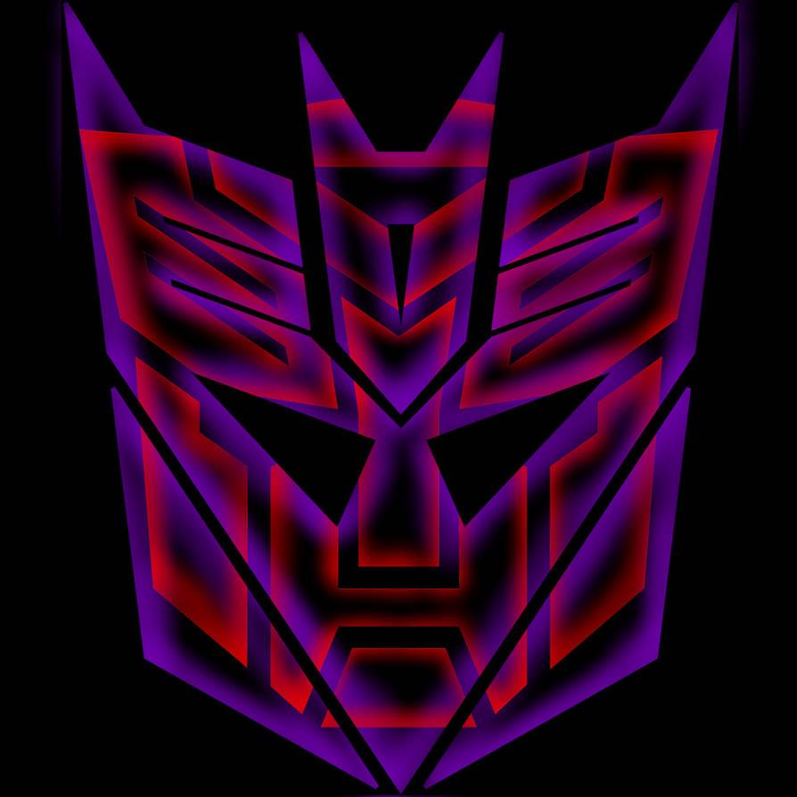 Transformers T-Shirt Logo Design - Decepticon by magigrapix