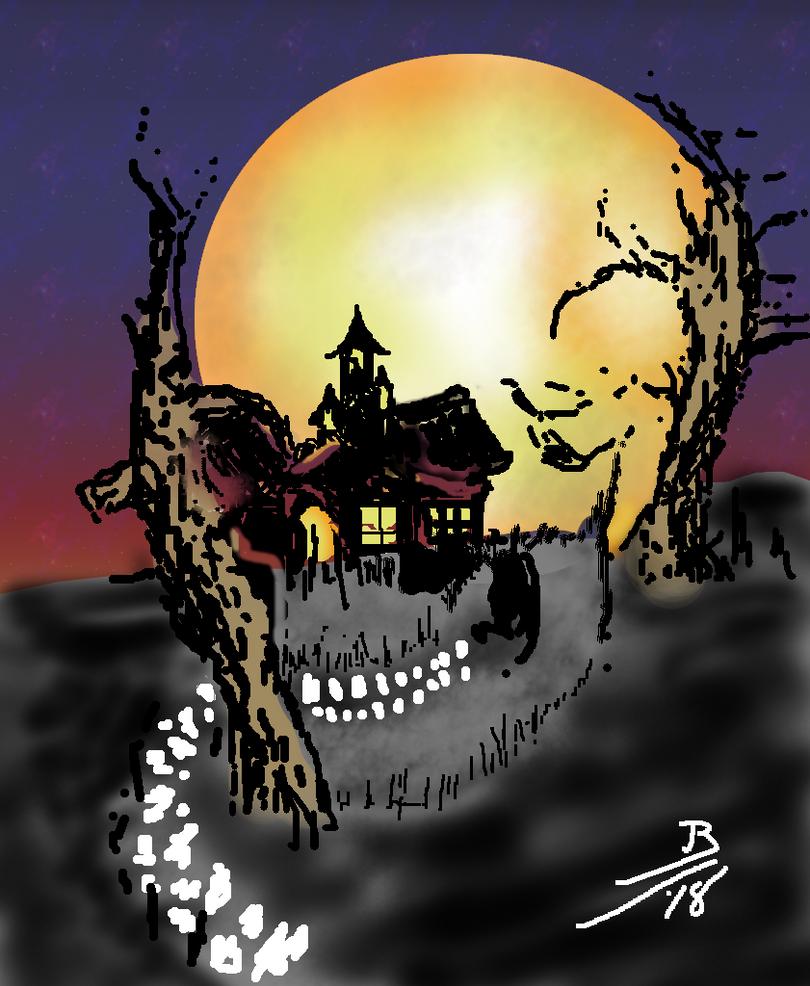 Happy Halloween by magigrapix