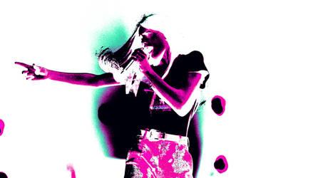 Courtney Hadwin - 60s style[invert]