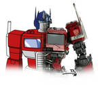 Optimus - From Animation to Live Action [Bumblebee