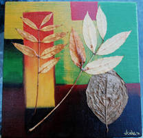 Leaves of Autumn by JudithAitken
