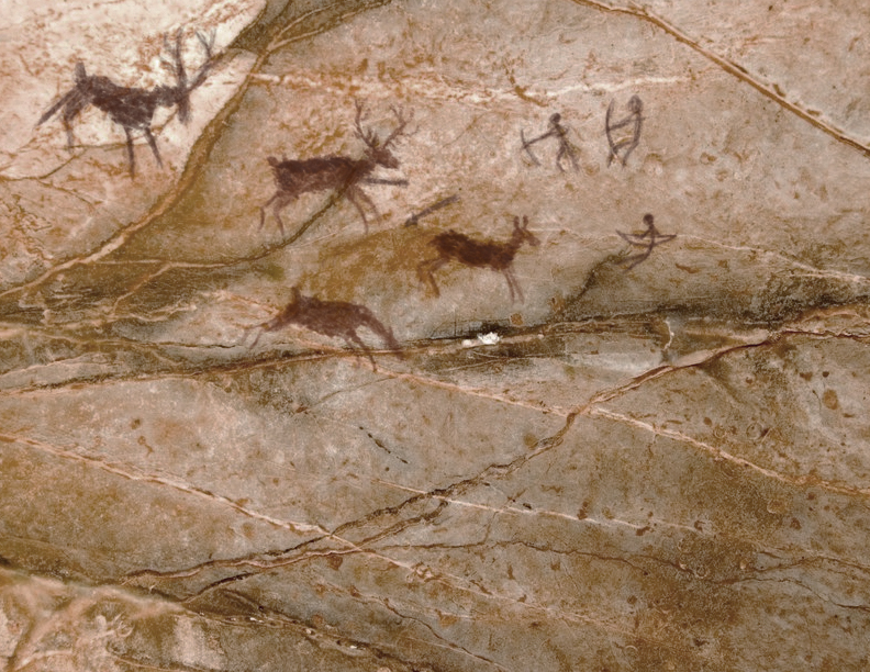 Cave Painting by shannoncole