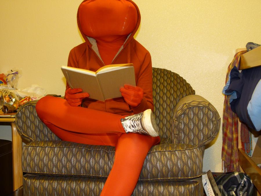 Pumkin Costume by Kcook6
