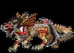 (closed) Bloodborn Dragonshark Gorark 1000SB