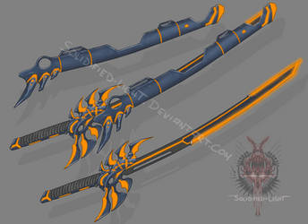 Weapons Katanas and Japanese Swords favourites by raptorslord123 on