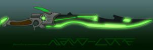 Nano Sabre Weapon Adopt (closed) by Nano-Core