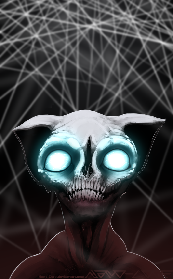 Trapped by Nano-Core