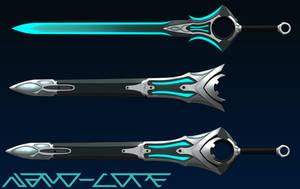 Phantom Blade Auction Adopt (closed) by Nano-Core