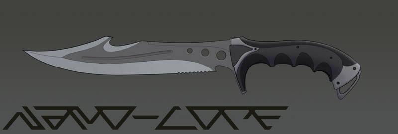 Combat knife Commission