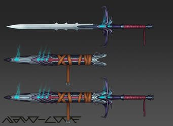 Soul Sword Weapon Auction (closed) by Nano-Core