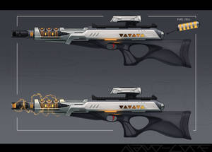Fusion Rifle Weapon Auction (closed)