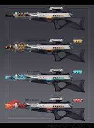 Elemental Fusion Rifle Custom Firemodes