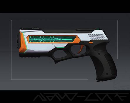 Pulse Pistol Weapon Auction (closed)