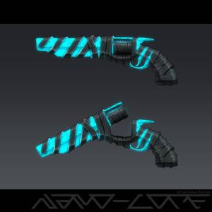 Shadow Bound Mana Revolver