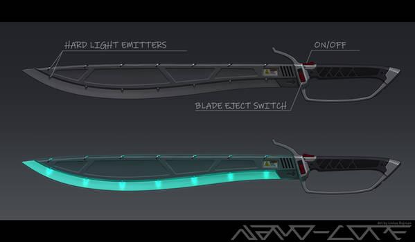 Techblade Cutlass