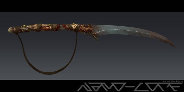 Nagamaki: Marrow Fang