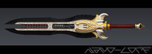Fantasy Railgun Sword