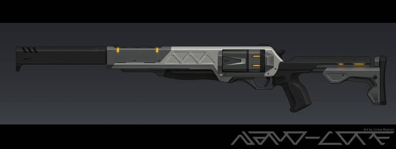 Sci Fi Revolver - Thumper