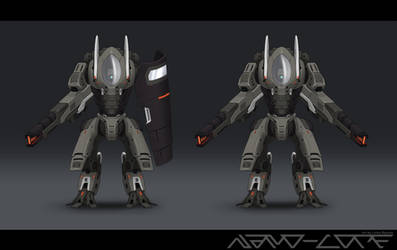 The Peacekeeper III Mod.2