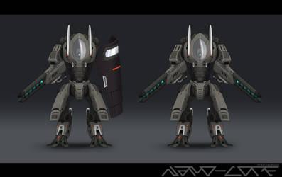 The Peacekeeper III Mod.3