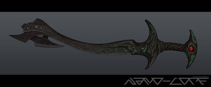 Bifrost Sword