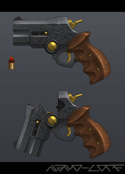 Custom Derringer Concept