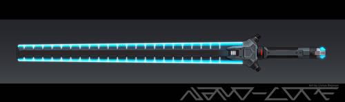 Sci Fi Plasma Cutter Sword Auction (open)