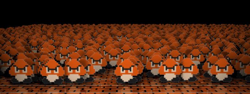 Goomba army
