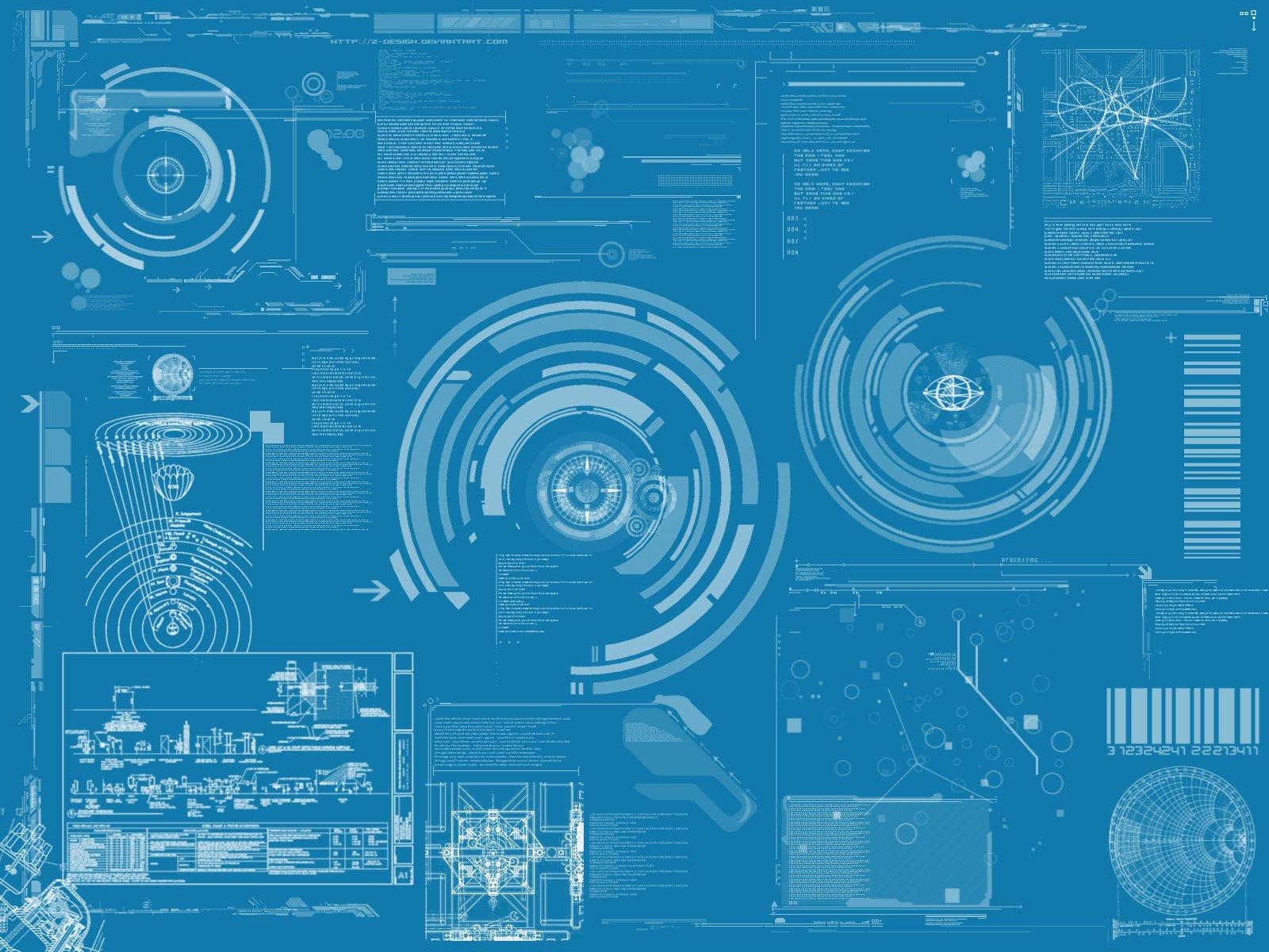 Blue Schema by ShoTro