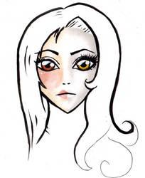 Yet another Bella SwanslashCullen doodle