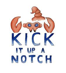 Kick it up a notch