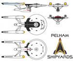 Midway Verse USS Enterprise NCC-1701 2271