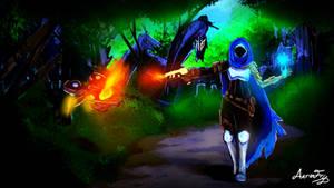 Destiny Lone Wolf Guardian