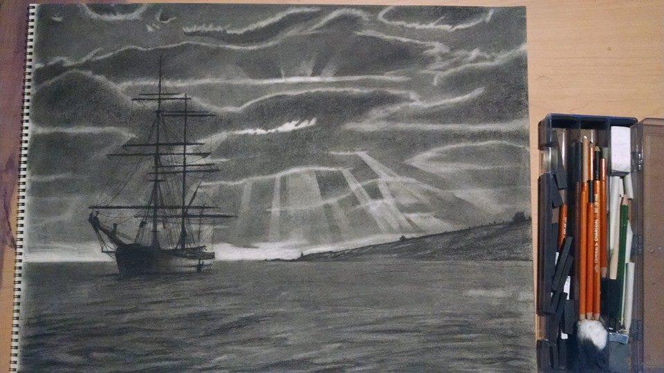 Sail away by SinisterJoke