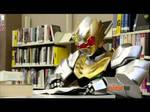 robo knight reading