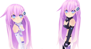 HyperDimension Neptunia:Purple_SisterV1