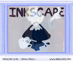 Inkscape 0.45 About Screen by johncoswell