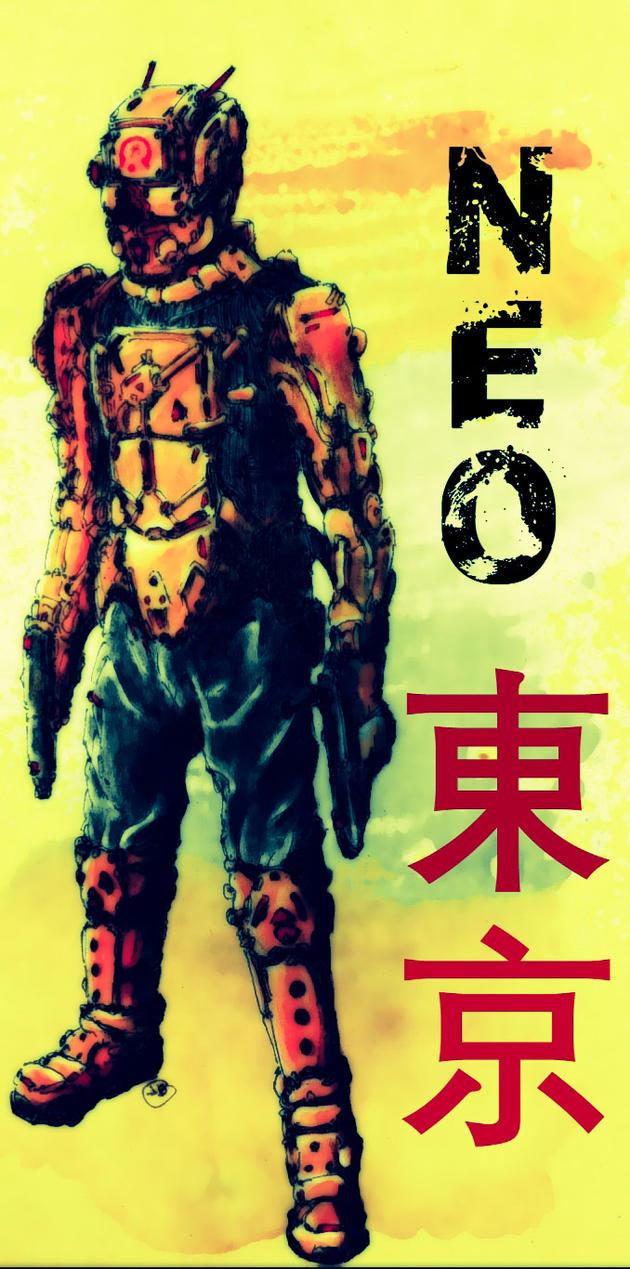 neo tokyo poster 3 by Tsugomori