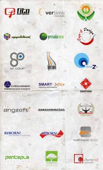 Logo works by hazelblade