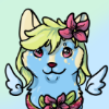 Malou icon by flameyart