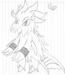 Monster Design #9 - Giro